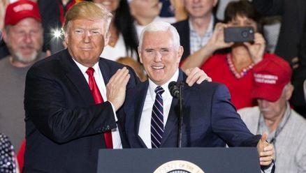 ترامپ رسم نشست دو نفره با معاون اول خود را کنار گذاشته است