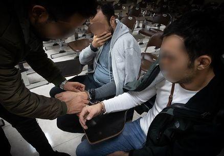 دستگیری اعضای باند شرکت هرمی در کرج