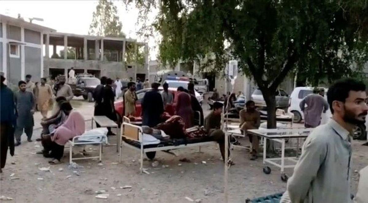 زمین لرزه مرگبار در جنوب پاکستان