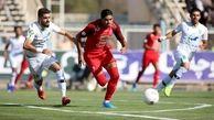 پیروزی پرسپولیس مقابل تیم لیگ دویی