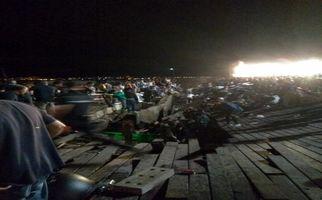 کنسرتی در اسپانیا بیش از 300 نفر قربانی داشت +فیلم