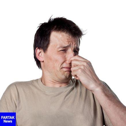 6 دلیل مرموز بوی بدن