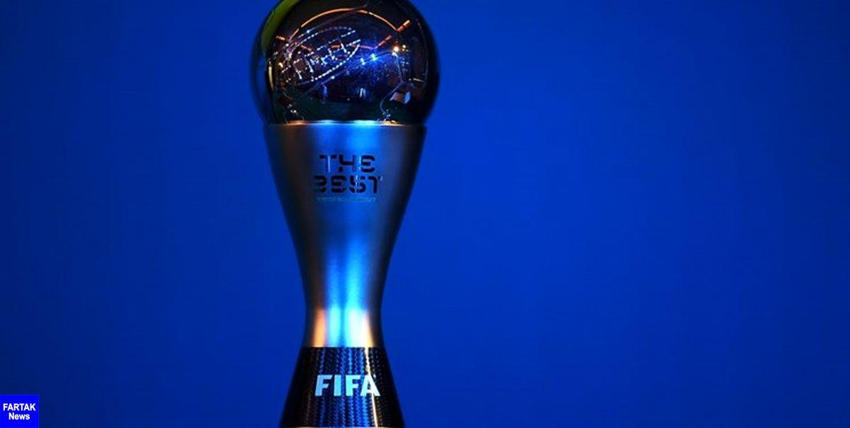 فیفا اسامی نامزدهای بهترین های سال ۲۰۲۰ را منتشر کرد