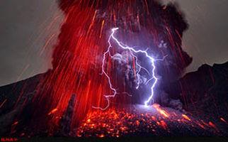 فعال شدن آتشفشانی خطرناک در مکزیک