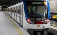 افزایش ضریب ایمنی تردد در خط 3 مترو تهران