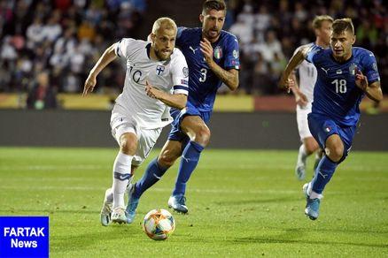 ششمین پیروزی متوالی اسپانیا و ایتالیا در مقدماتی یورو ۲۰۲۰