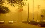 وضعیت ناسالم هوا در شیراز؛ گرد و غبار در راه است