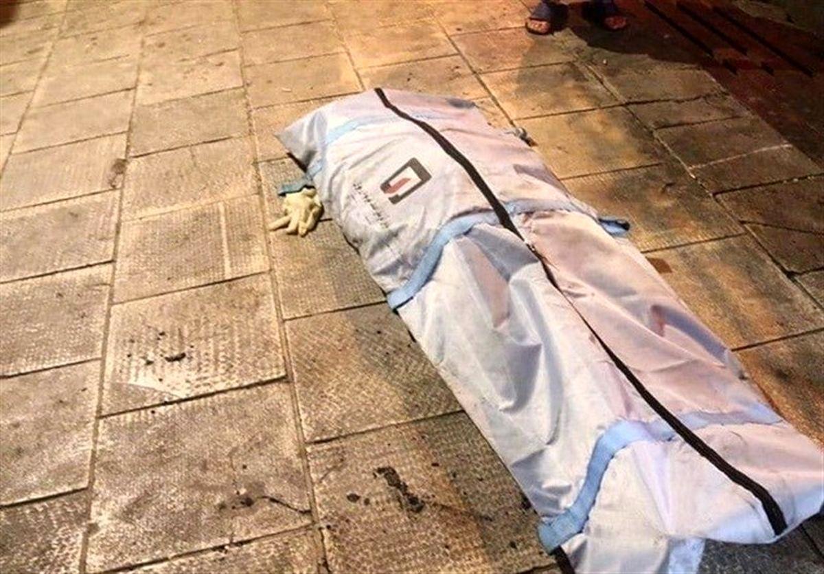 حبس مرگبار مرد جوان میان شعلههای آتش در میدان آرژانتین+ تصاویر