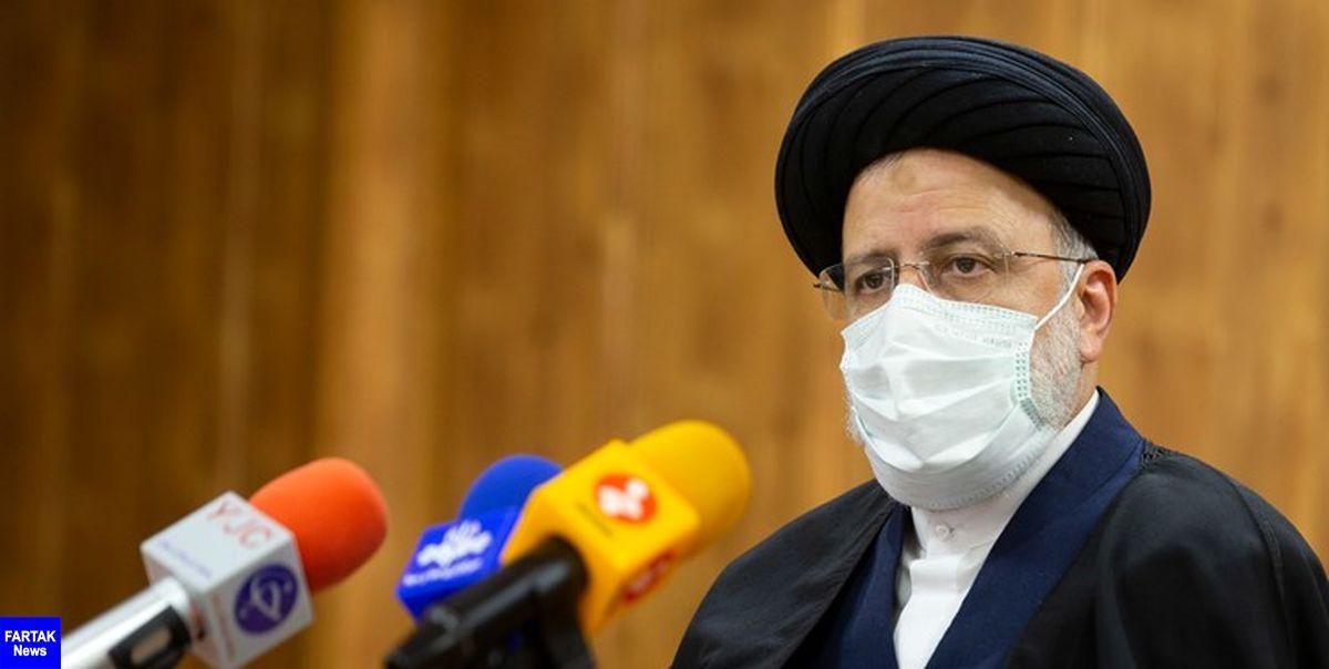 آیتالله رئیسی: مردم دولت تراز انقلاب اسلامی را از ما توقع دارند