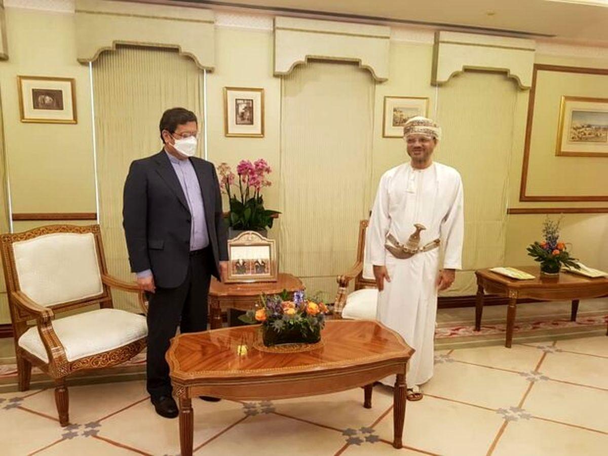 عبدالناصر همتی:روابط ایران و عمان باید گسترش یابد