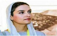 تیپ خاص میترا حجار بازیگر سینما و تلویزیون در حاشیه جشنواره جهانی فیلم فجر