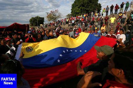 وزارت خارجه آمریکا شهروندانش را به خروج از ونزوئلا تشویق کرد