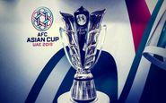 برنامه بازیهای مرحلۀ یک هشتم نهایی جام ملتهای آسیا 2019
