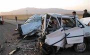 تصادف در محور فسا ۳ کشته برجای گذاشت