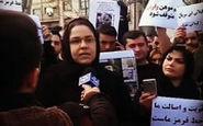 تجمع مردم گیلان مقابل صداوسیما در اعتراض به سریال «وارش»