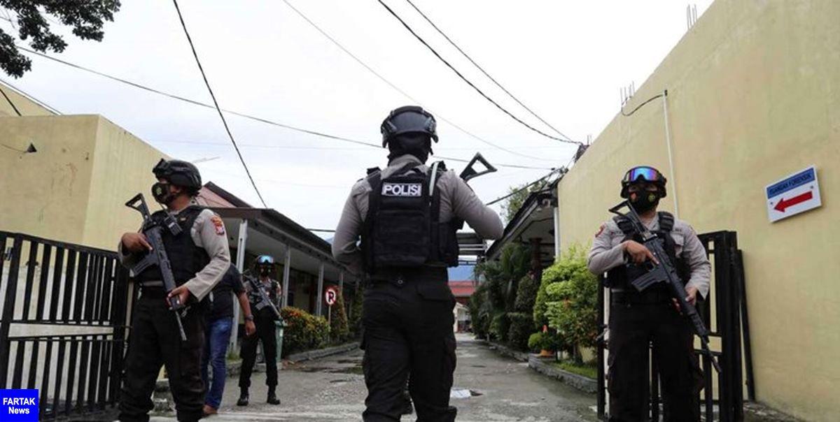 کشته شدن دو فرد مرتبط با داعش درعملیات نیروهای امنیتی اندونزی