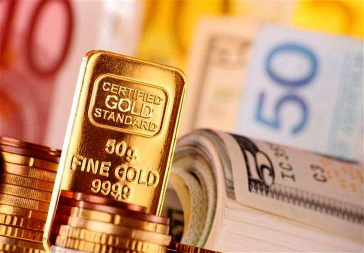 قیمت طلا،  سکه، دلار و ارز امروز ۹۹/۰۹/۰۲؛ آخرین قیمت طلا و ارز در بازار/ سکه ۱۱ میلیون و ۹۰۰ هزار تومان شد
