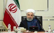 روحانی:ایران ثابت کرد کشوری صلح طلب است