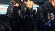درگیری یک زن نژادپرست در مترو نیویورک +فیلم