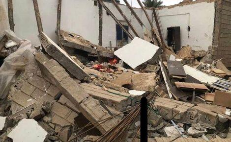 چهار کشته و مصدوم بر اثر انفجار گاز در یک خانه روستایی