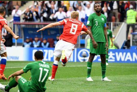گازینسکی زننده اولین گل جام جهانی