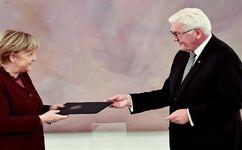 آنگلا مرکل رسما از صدر اعظمی آلمان برکنار شد