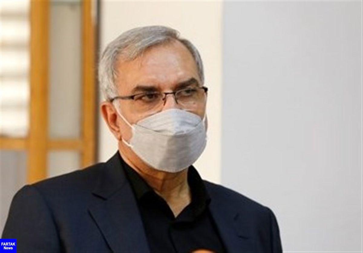وزیر بهداشت شرط حضور تماشاگران در ورزشگاهها را اعلام کرد
