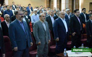 همایش سرمایه گذاری مدیریت شهری در هتل پارسیان کرمانشاه به روایت تصویر