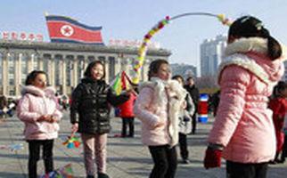مردم کرهشمالی اینگونه سال نو قمری را جشن گرفتند