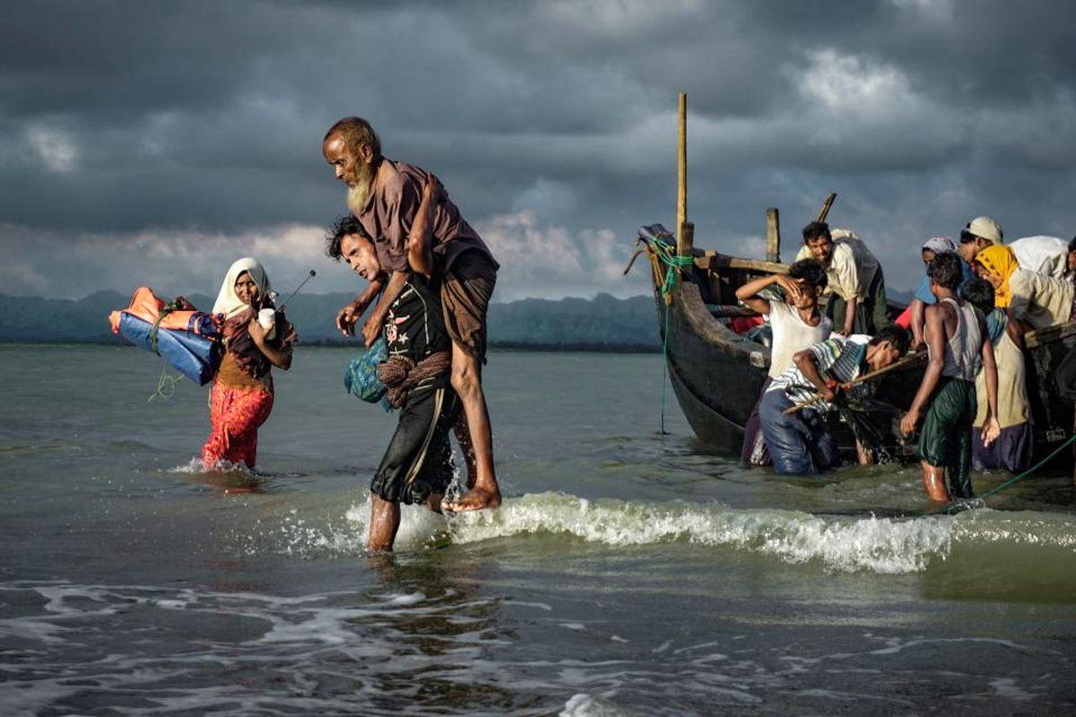 موضع میانمار در مورد مسلمانان روهینگیا و پیچیده تر شدن مسائل منطقه ای