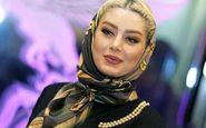 تفاوت عجیب چهره بازیگر زن ایرانی بدون آرایش و با آرایش