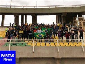 اعتراض نفت آبادان به محرومیت هوادارانش