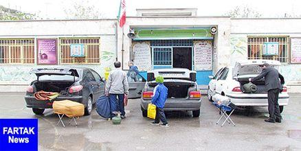 108 مدرسه کاشان آماده میزبانی از مسافران نوروزی
