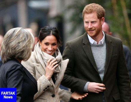 جنجال بر سر هزینه سرسام آور عروسی نوه ملکه انگلیس با یک هنرپیشه