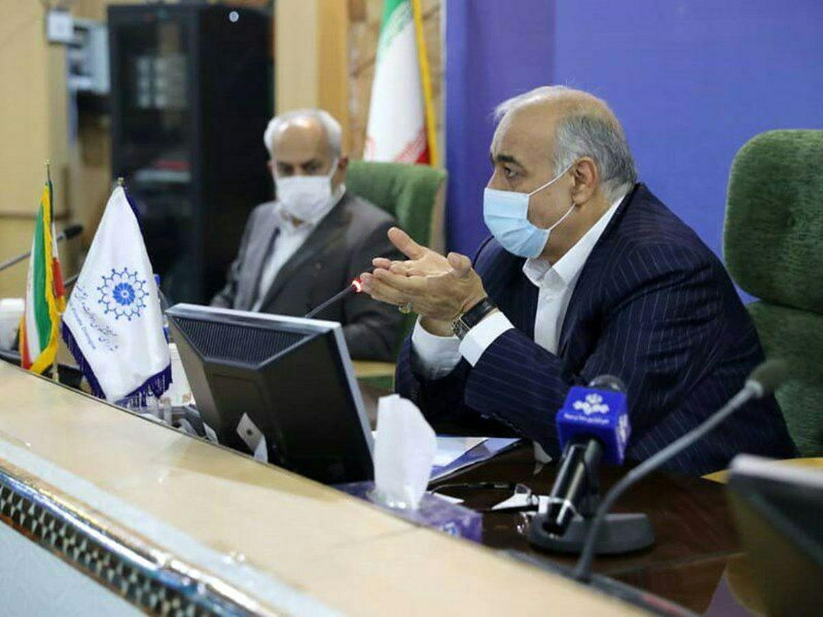 استاندار کرمانشاه از عملکرد شرکت گاز استان بعنوان دوران طلایی نام برد