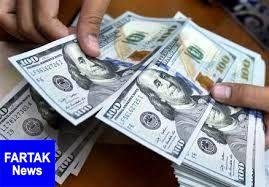 قیمت خرید دلار در بانکها امروز ۹۷/۱۱/۱۴