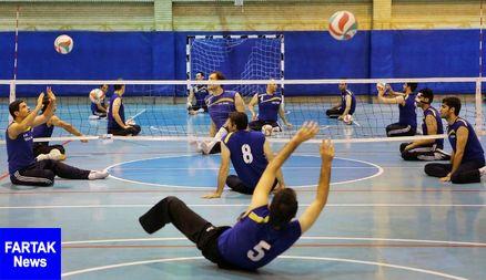 16 ورزشکار به اردوی تیم ملی والیبال نشسته دعوت شدند