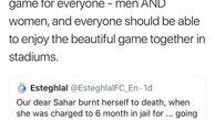 واکنش بارسلونا به فوت دختر آبی + عکس