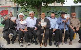 انتخابات ریاست جمهوری و شورای شهر ایلام + تصاویر