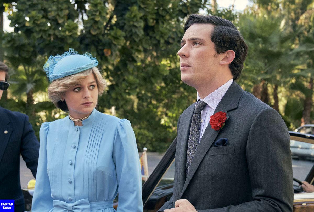 انتقاد خانواده سلطنتی بریتانیا از فصل چهارم The Crown
