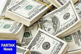 قیمت دلار بانکی کاهش یافت