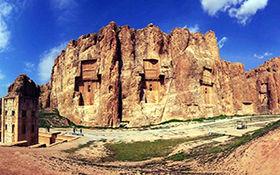 نمایی متفاومت از نخستین تمدن جهان در مرودشت + فیلم