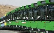 خرید اتوبوس های جدید توسط شهرداری کرمانشاه
