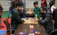 تساوی شطرنج بازان مدعی قهرمانی در دور چهارم