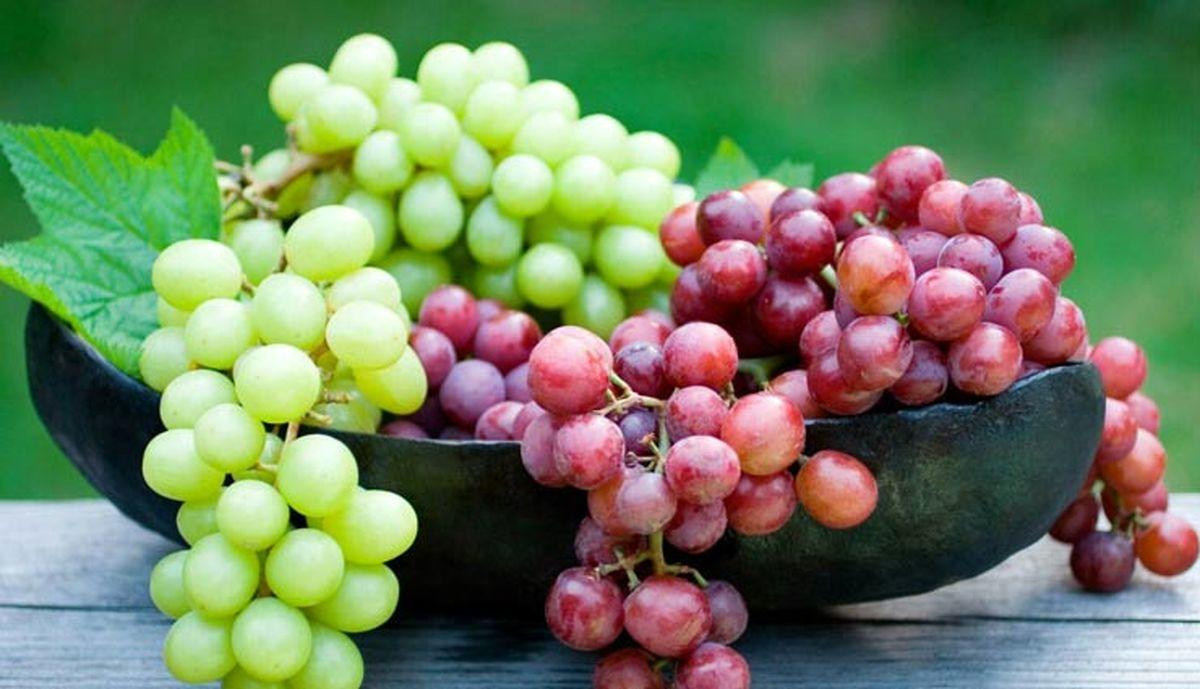 تاثیر مواد مغذی موجود در انگور برای بهبود شرایط مختلف