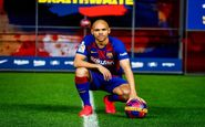 برایتوایت: حضور در بارسلونا رویای من بود/ از هم اکنون آماده بازی هستم