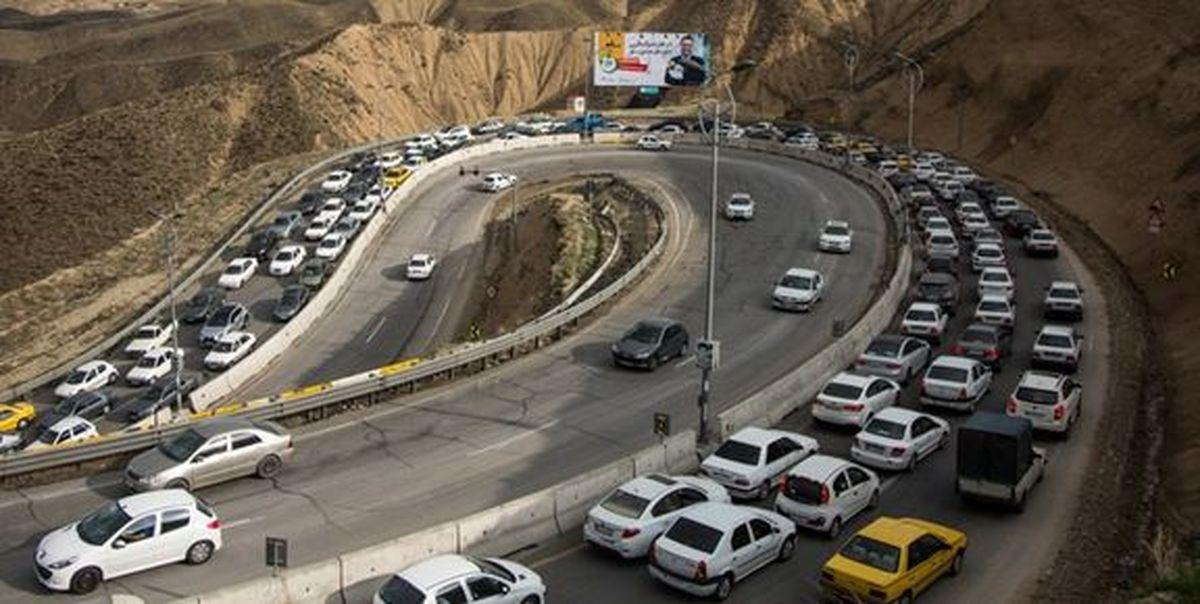 ممنوعیت تردد خودروها به خارج از استان تهران