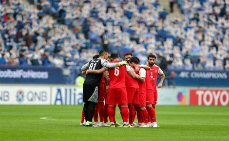 تیم منتخب فینال آسیا با شش پرسپولیسی (عکس)