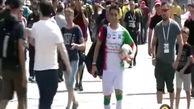 پیام تکاندهنده هواداران تیمملی ایران به جهان فوتبال+فیلم