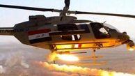 ۱۰ عضو داعش در حمله بالگردهای ارتش عراق کشته شدند